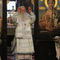 Заупокойна литургия за патриарх Максим в Троянската света обител_6