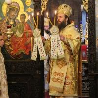 Заупокойна литургия за патриарх Максим в Троянската света обител_7
