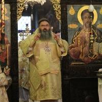 Заупокойна литургия за патриарх Максим в Троянската света обител_8