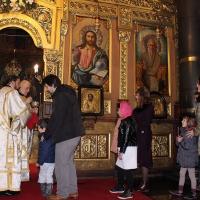 Архангелов ден в катедрален храм