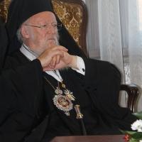 Официален прием на Вселенския патриарх Вартоломей в Синодалната палата_2