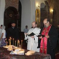Богородичен молебен канон в столичния храм