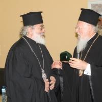 Изпращане на Вселенския патриарх Вартоломей - 10-11-2015_3