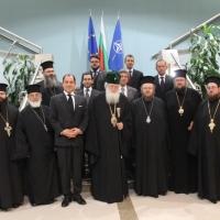 Изпращане на Вселенския патриарх Вартоломей - 10-11-2015_4