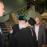 Изпращане на Вселенския патриарх Вартоломей - 10-11-2015_7