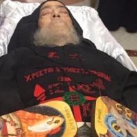 """Почина старецът Спиридон от скита """"Малката св. Анна""""_4"""