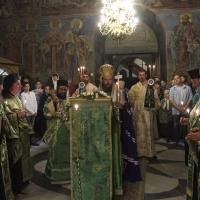 Празникът Успение на св. Йоан Рилски в светата Рилска обител_13