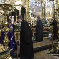 Празникът Успение на св. Йоан Рилски в светата Рилска обител_19