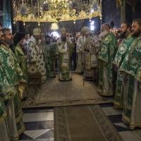 Празникът Успение на св. Йоан Рилски в светата Рилска обител_20