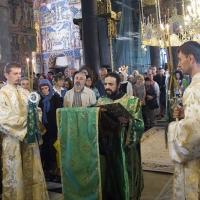 Празникът Успение на св. Йоан Рилски в светата Рилска обител_24