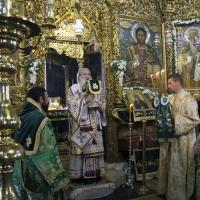 Празникът Успение на св. Йоан Рилски в светата Рилска обител_27