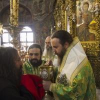 Празникът Успение на св. Йоан Рилски в светата Рилска обител_29