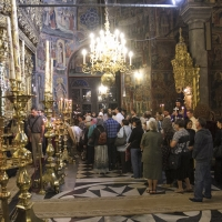 Празникът Успение на св. Йоан Рилски в светата Рилска обител_7