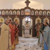 Браницкият еп. Григорий освети новопостроения храм