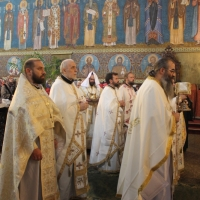 Нови йеромонах  и дякон на Софийска епархия_11