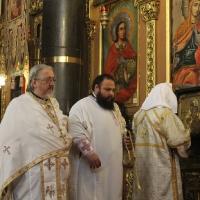 Нови йеромонах  и дякон на Софийска епархия_15