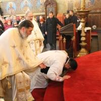 Нови йеромонах  и дякон на Софийска епархия_18