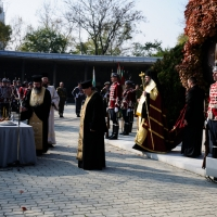 Архангелова задушница на Военния мавзолей-костница_12