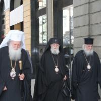 В Богословския факултет тържествено бяха открити дните, посветени на екзарх Йосиф І_3