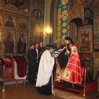 Празнична вечерня в чест на светите братя Кирил и Методий_17