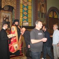 Празнична вечерня в чест на светите братя Кирил и Методий_20