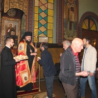 Празнична вечерня в чест на светите братя Кирил и Методий_21