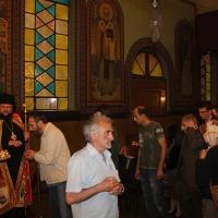 Празнична вечерня в чест на светите братя Кирил и Методий_22