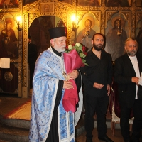 Празнична вечерня в чест на светите братя Кирил и Методий_24