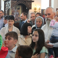 На празника на св. Наум Охридски Българският патриарх Неофит се помоли за обществен мир_10
