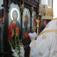 На празника на св. Наум Охридски Българският патриарх Неофит се помоли за обществен мир_5