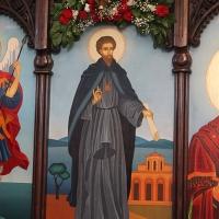 На празника на св. Наум Охридски Българският патриарх Неофит се помоли за обществен мир_6
