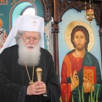 На празника на св. Наум Охридски Българският патриарх Неофит се помоли за обществен мир_9