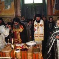 Панихида по повод четири години от кончината на архимандрит Назарий_1