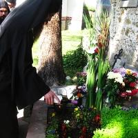 Панихида по повод четири години от кончината на архимандрит Назарий_2