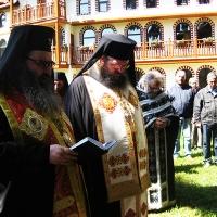Панихида по повод четири години от кончината на архимандрит Назарий_5