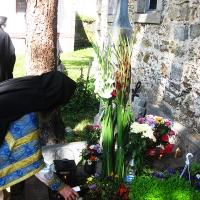 Панихида по повод четири години от кончината на архимандрит Назарий_7
