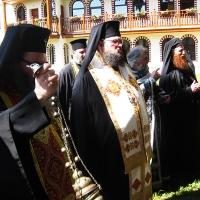 Панихида по повод четири години от кончината на архимандрит Назарий_8