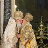 Подробен фоторепортаж от съборната патриаршеска литургия в храм