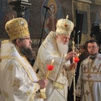 Второ Възкресение в митрополитската катедрала