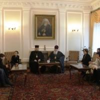 Българският патриарх Неофит се срещна с деца от Движението на фоколарите_6