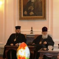 Българският патриарх Неофит се срещна с деца от Движението на фоколарите_7