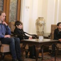 Българският патриарх Неофит се срещна с деца от Движението на фоколарите_8