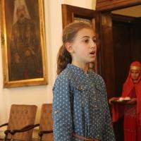 Пасхален поздрав от децата на Горна Малина за Българския патриарх Неофит_7