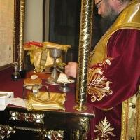 Свещеническо ръкоположение и офикия в столичния храм