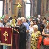 Българският патриарх Неофит възглави литургията за Преображение Господне_1