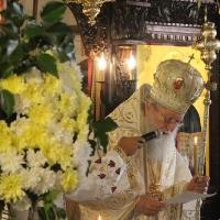 Българският патриарх Неофит възглави литургията за Преображение Господне_2