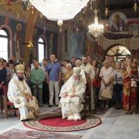 Българският патриарх Неофит възглави литургията за Преображение Господне_3