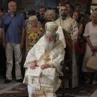 Българският патриарх Неофит възглави литургията за Преображение Господне_5