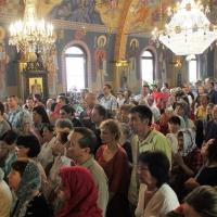 Българският патриарх Неофит възглави литургията за Преображение Господне_7
