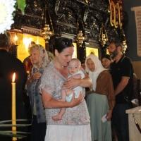 Българският патриарх Неофит възглави литургията за Преображение Господне_8